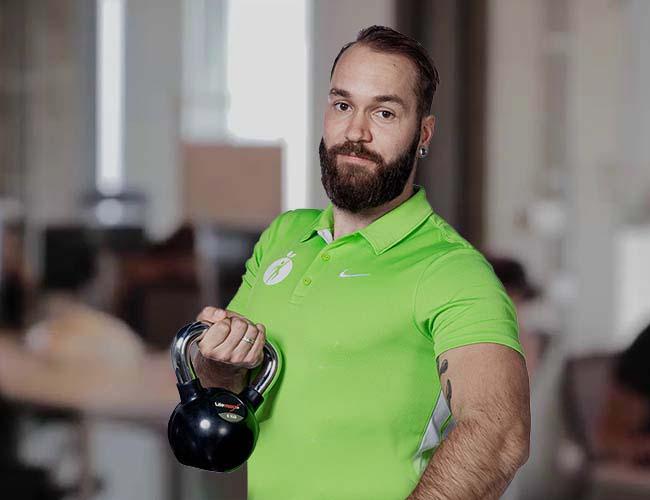 Personal trainer De Lier